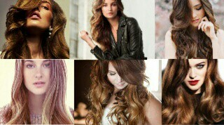 Hairspiration: Rich Browns + Sòmbre