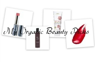 My Organic Beauty Picks