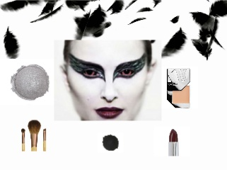 The Black Swan Makeup